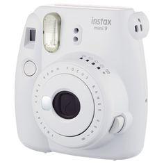 Fujifilm Instax Mini 9, Isblå / Smoky White. 590 kr