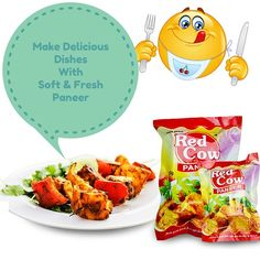 Make delicious dishes with soft & fresh paneer.