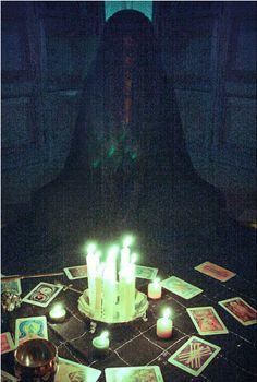 Tarot circle