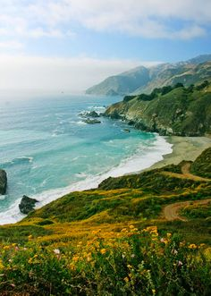 Skip the featureless traffic. Road trip from San Diego to San Francisco on a two-day scenic route from beaches to coastline to cosmopolitan fun.
