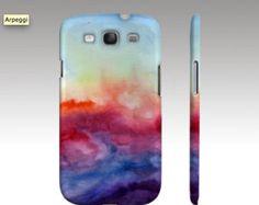 Samsung Galaxy s6 caso Galaxy S4 Samsung Galaxy por PinkPiggyStudio