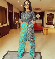 Ankara fabric has literally over-time taken over every single event in Africa, and it's not even taking a break as more and more styles spring up every now and then, and we just have to get acquainted else, we bear the risk of becoming outdated with our s