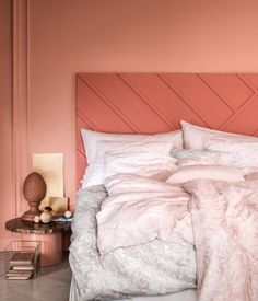 Orange Bedroom   Hu0026M