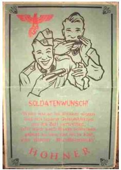 instrument harmonica propaganda poster german