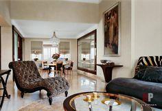 Дом в стиле ар-деко Трехэтажный особняк в стиле американского ар-деко создан как загородный дом для временного проживания, приема гостей и дружеского общения.