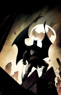 poor little bat, you're in my world now | batmaneveryway: Batman #50