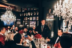 Chic Yet Cheeky: The 'Fun Formal' Dinner at The Los Angeles Athletic Club Famous Surfers, Douglas Elliman, Formal Dinner, Athletic Clubs, Paramount Pictures, Downtown Los Angeles, World Famous, New Perspective, Photo Archive