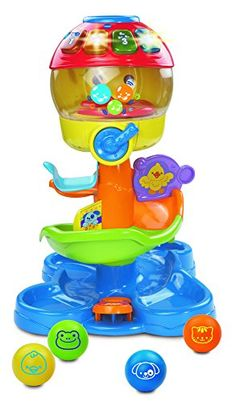 Twins 1st Birthday Gift Ideas VTech Baby Pop And Roll Ball Tower Amazon