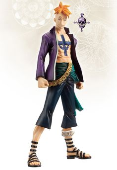 "One Piece DX Figure The GrandLine Men Vol. 11 MARCO ""THE PHOENIX"""
