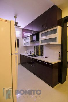 Elegant Kitchen Design In Pune