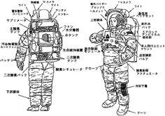 宇宙服 - Google 検索