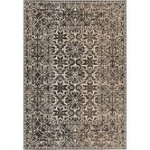 Found it at Wayfair - Jerome Charcoal & Beige Area Rug