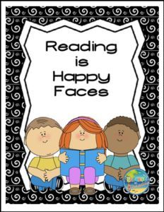"""FREE LANGUAGE ARTS LESSON – """"Reading Journals: Reading is Happy Faces"""" - Go to The Best of Teacher Entrepreneurs for this and hundreds of free lessons. Pre-Kindergarten  #FreeLesson  #LanguageArts  http://thebestofteacherentrepreneursmarketingcooperative.net/free-language-arts-lesson-reading-journals-reading-is-happy-faces/"""