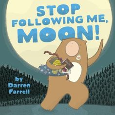 Cover image for Stop following me Moon!