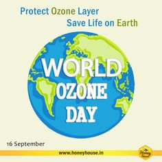 Since 1995, on 16 September each year, the International Day for the Preservation of the Ozone Layer is celebrated. This date has been designated by the United Nations General Assembly in its resolution 49/114, to commemorate the signing of the Montreal Protocol on Substances that Deplete the Ozone Layer. #Ozone layer helps to protect us by absorbing harmful UV radiation directly from the sun. It's thin layer but very powerful to protect. Organic Farming, Tree Planting, Gardening are some method Trees To Plant, Tree Planting, United Nations General Assembly, Ozone Layer, International Day, Save Life, Natural Flavors, The Cure, Layers