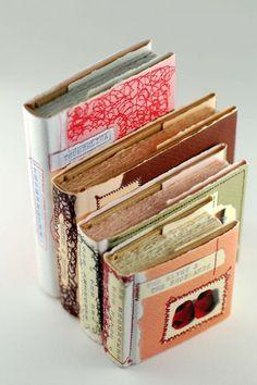 Artist books by Alix Swan