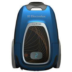 ヨドバシ.com - エレクトロラックス Electrolux EET530-CB [紙パック掃除機 ergothreeauto(エルゴスリーオート) クリアブルー]【無料配達】