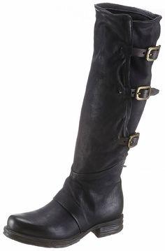 Biker, Medium, Boots, Fashion, Women's Shoes, Shoe Boots, Crotch Boots, Moda, Fashion Styles