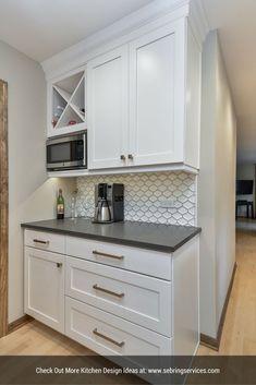 Best Of Rock Backsplash Kitchen Room Cupboards