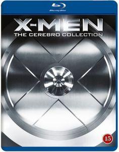 X-Men - Cerebro Collection (Blu-ray) (7 disc)
