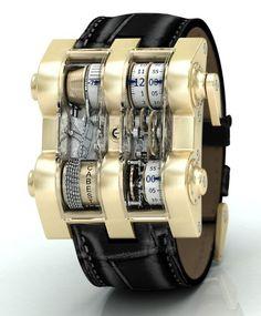 Cabestan Winch Tourbillon priced at USD 275,000.#chronowatchco