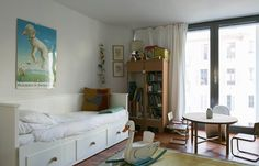House Tour: A Brazil-Inspired Modern Mix in Switzerland | Apartment Therapy