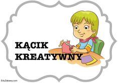 Kąciki tematyczne 2/5 - duży rozmiar Kąciki tematyczne Powitanie przedszkola Święta i pory roku Wrzesień Diy And Crafts, Kindergarten, Classroom, Kawaii, Education, Math, Cool Stuff, Fictional Characters, Ideas