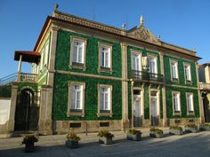 Vilanova de Cerveira - Tradional village house.. This was the house I used to dream with..