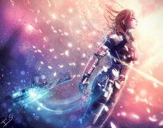 DENOUEMENT - Mass Effect 3 by Eddy-Shinjuku.deviantart.com on @deviantART #shepard #femshep