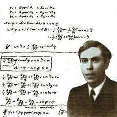 Fisica nucleare: Ettore Majorana Majorana ha attraversato la fisica teorica come una meteora. I suoi lavori sono soltanto nove, tutti scritti nel breve periodo che va dal 1928 al 1933, più lo scritto postumo curato da G. Gentile Jr. #ettoremajorana #fisicanucleare