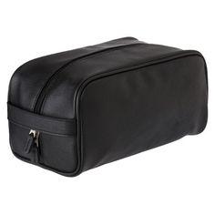 Merona® Men's Black Dopp Kit $12.99
