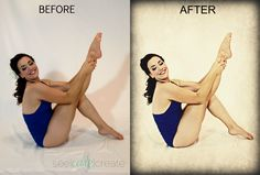 How to edit pin-up poster style photos in Picmonkey