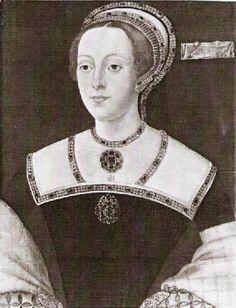 The Northwick Park Portrait which has swung between identification as Lady Jane Grey and Queen Katherine Parr (as have several others).