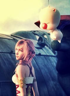 Serah Farron - Final Fantasy XIII-2. Gameplay is good, albiet short, and the ending is stupid. I choose to believe the story ended with the first game.