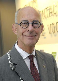 Burgemeester Jeroen Staatsen 2014-2015