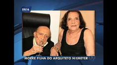 Filha única do arquiteto Oscar Niemeyer morre no Rio de Janeiro - Vídeos - R7