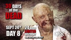 CFX Masks - 30 Days of the Dead - Day 8