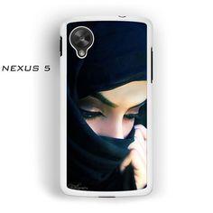 Hijab for Nexus 4/Nexus 5 phonecases