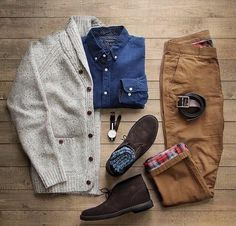 Outfit Ideas For Men: the latest trends in mens fashion and mens clothing styles Fashion Mode, Look Fashion, Fashion Styles, Mode Masculine, Mode Outfits, Fashion Outfits, Fashion Clothes, Herren Outfit, Outfit Grid