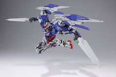 Metal Build Gundam 00 Raiser [Kanetake Ebikawa Renewal Ver. ]