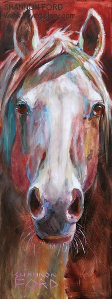 Shannon Ford original paintings proudly represented by The Lloyd Gallery, Penticton BC Arte Equina, Horse Artwork, Animal Paintings, Pastel Paintings, Horse Paintings On Canvas, Horse Drawings, Equine Art, Western Art, Beautiful Paintings