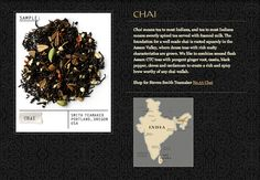 Smith Tea Chai