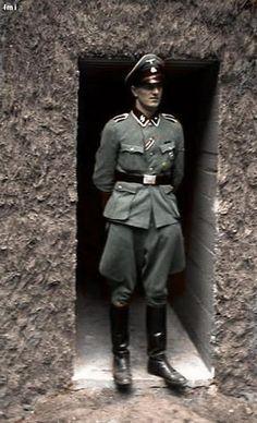 SS-Oberscharführer Rochus Misch