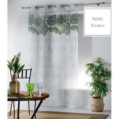 Záclony inšpirované najnovšími svetovými trendmi Vás už čakajú. Stores, Curtains, Prints, Home Decor, Blinds, Decoration Home, Room Decor, Draping, Home Interior Design