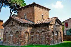 Mausoleum of Galla Placidia  - Flickr by Gilberto Tortora [ #ravenna #myRavenna]