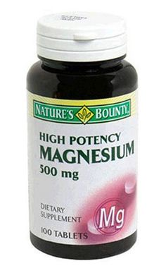 Prevent Migraines With Magnesium.. I am a chronic migraine sufferer and this has helped!