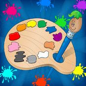 Paint & Draw for #Kids #iPad App