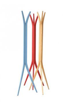 DNA - Coat rack by Paratoner (TK).