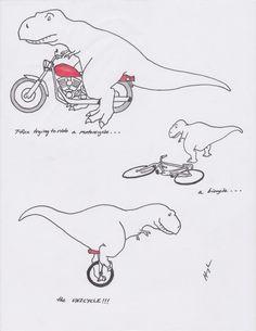 Unicycle!