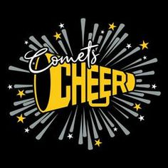 Show your team pride with personalized cheerleading t-shirts for the entire squad! Find fully customizable designs & fast shipping on the Graphic Edge! Cheer Tryouts, Cheerleading Jumps, Cheerleading Shirts, Cheer Stunts, Cheer Coach Gifts, Cheer Coaches, Cheer Gifts, Cheer Bows, Cute Cheer Shirts